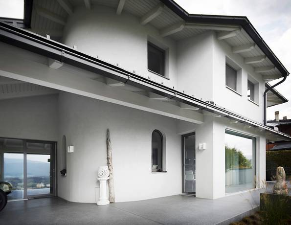 Renovated house, Villlach, Austria