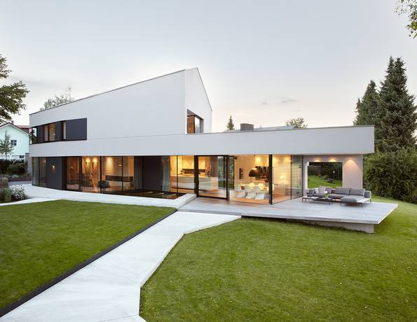 Modern Villa near Munich