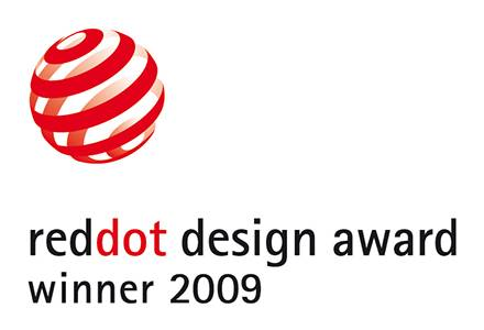 Red Dot Design Award 2009 formatervezői díj