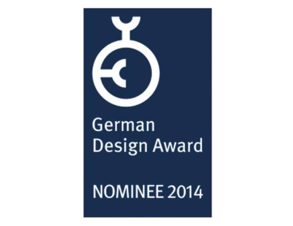 Nominierung Deutscher Design Award 2014