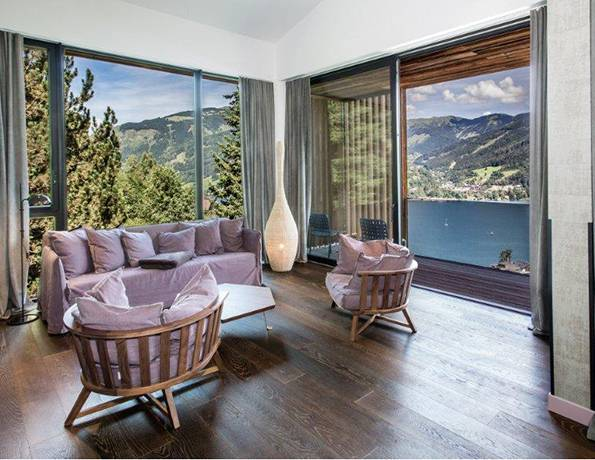 Boutiguehotel Senses Violett Suites, Zell am See