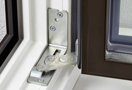 Concealed fittings - innovative and easy to clean